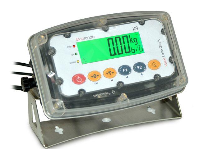 IP69K weighing terminal