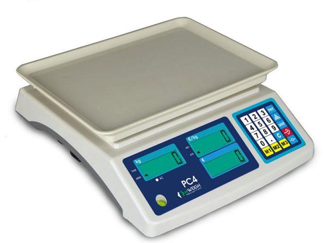 PC4 price computing scale