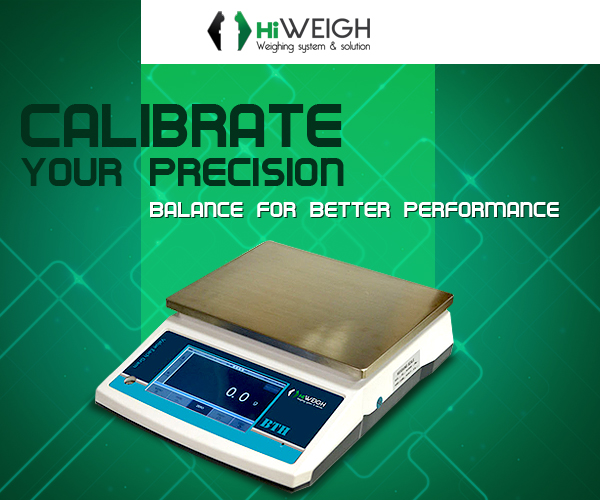 Calibrate Your Precision Balance For Better Performance